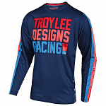 Dětský dres TroyLeeDesigns GP AIR Youth Jersey PREMIX 86 Navy 2020