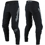 Downhill bmx kalhoty TroyLeeDesigns Sprint ULTRA Pant Black 2020