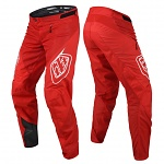 Downhill kalhoty TroyLeeDesigns Sprint Pant Red 2020