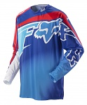 Pánský dres FOX 360 Jersey Flight Blue Red 2014