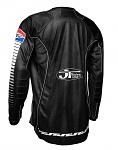 Dres JT Racing USA Classic Jersey Black White 2013