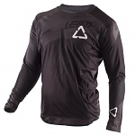 Dres na kolo Leatt DBX 5.0 All-Mountain Jersey Black