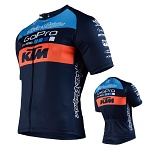 Dres na kolo TroyLeeDesigns ACE Jersey Team GoPro Navy 2016