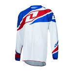 Dres One Industries Atom Vented Jersey White 2016