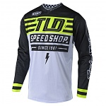 Dres TroyLeeDesigns GP AIR Jersey Bolt Flo Yellow 2019