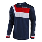 Dres TroyLeeDesigns GP AIR Jersey Prisma Navy 2018