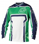Dres TroyLeeDesigns GP Jersey Factory Green 2014