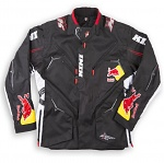 Enduro bunda KINI RedBull Competition Jacket Black 2016