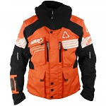 Pánská enduro bunda Leatt GPX W.E.C Jacket Orange