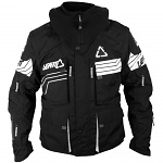 Pánská enduro bunda Leatt GPX W.E.C Jacket Black