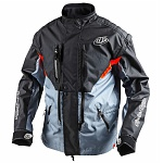 Enduro bunda TroyLeeDesigns Adventure Radius Jacket Black