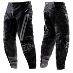 Enduro kalhoty TroyLeeDesigns Adventure Pant Black 2015