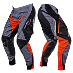 Enduro kalhoty TroyLeeDesigns Adventure Radius Pant Grey