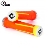 Gripy na kolo a atv ODI AG-1 Signature V2.1 Lock-On Grip MTB Flo Orange Flo Yellow