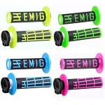 Gripy na moto ODI Emig V2 Lock-On Grips Throwback 4t