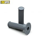 Gripy na moto ProTaper MX Single Density Full Diamond Grips Medium Dark Grey