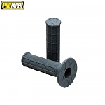 Gripy na moto ProTaper MX Single Density Hallf Waffle Grips Medium Dark Grey
