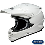 MX helma Shoei VFX-W White
