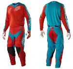 MX komplet TroyLeeDesigns SE Pro Corse Blue Red 2014