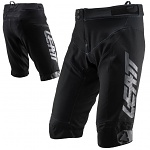 Kraťasy na kolo Leatt DBX 4.0 Short Black 2020
