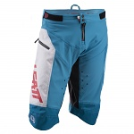Kraťasy na kolo Leatt DBX 4.0 Short Fuel White