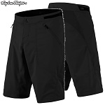 Kraťasy na kolo TroyLeeDesigns Skyline Short Shell Black 2018