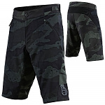 Kraťasy na kolo TroyLeeDesigns Skyline Short Shell Camo Green 2020