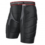 Kraťasy s chráničema TroyLeeDesigns BP7605 Protection Shorts Black