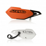Kryty rukou na motokros Acerbis X-Elite Handguards Orange Black
