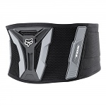 Ledvinový pás FOX Turbo Belt Black Grey