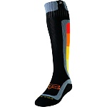 Moto ponožky FOX Coolmax Thin Sock Murc Blue Steel 2019