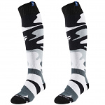 Moto ponožky SHIFT Whit3 Label Thick Sock White Camo 2020