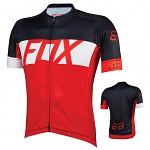 MTB dres FOX Ascent SS Jersey Red 2016