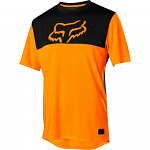 MTB dres FOX Ranger Drirelease SS Jersey Atomic Orange 2019