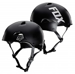 MTB helma Fox Flight Sport Helmet Black