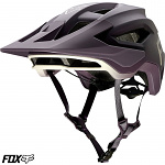 MTB helma Fox Speedframe Helmet Wurd Dark Purple 2020