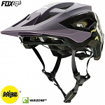 MTB helma Fox Speedframe PRO Helmet Dark Purple 2020