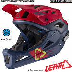 MTB helma LEATT MTB 3.0 Enduro V21.1 Chilli 2021
