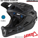 MTB helma LEATT MTB 3.0 Enduro V21.2 Black 2021