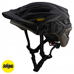 MTB helma TroyLeeDesigns A2 Helmet MIPS Decoy Navy Walnut 2020