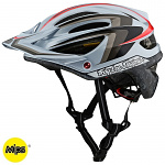 MTB helma TroyLeeDesigns A2 Helmet MIPS Mirage Gray Limited Edition 2020