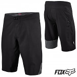 MTB kraťasy FOX Attack Short Black 2016