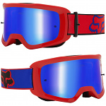 MX brýle FOX Main II Oktiv Goggle Flo Red Spark 2021