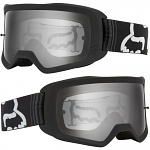 MX brýle FOX Main II Sand Goggle Black 2020