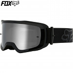 MX brýle FOX Main II Stray Goggle Black Spark 2021
