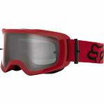 MX brýle FOX Main II Stray Goggle Flame Red 2021