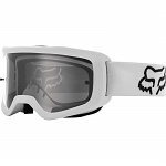 MX brýle FOX Main II Stray Goggle White 2021