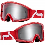MX brýle FOX Main Race Goggle Red 2019