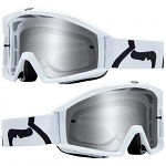 MX brýle FOX Main Race Goggle White 2019