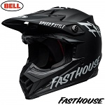MX helma BELL Moto-9 MIPS Fasthouse Black 2019